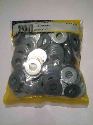 10mm Heavy Duty Washers (Pk 200)