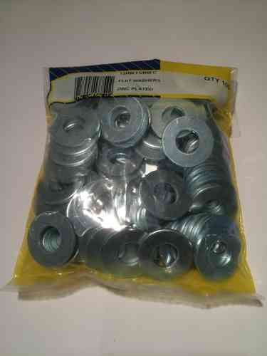12mm Heavy Duty Washers (Pk 100)