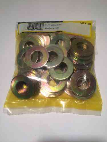 16mm Heavy Duty Washers (Pk 50)