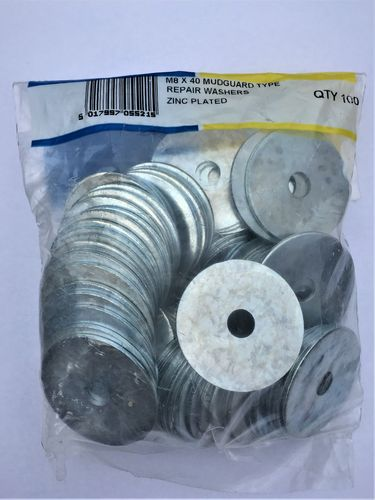 Repair Washers - M8 x 40mm